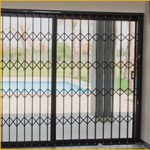 Supplier of Expandable Security Doors/ Gates/ Windows